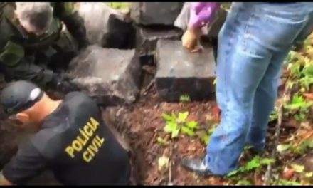 Sobe para duas toneladas o total de cocaína encontrada em chácara de Mosqueiro