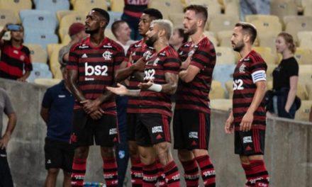 Gabigol nega provocação à torcida do Fluminense