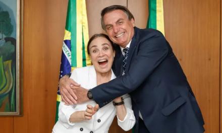 A orientação que Bolsonaro deu a Regina Duarte no primeiro encontro