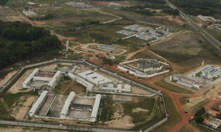 Seap executa ação de segurança em complexos penitenciários