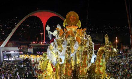 Viradouro é a escola campeã do carnaval no Rio de Janeiro