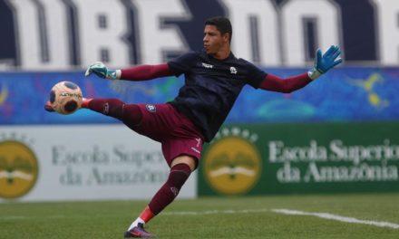 Sem vencer o Paysandu há sete jogos, goleiro do Remo comenta 'tabu': 'É um incômodo'