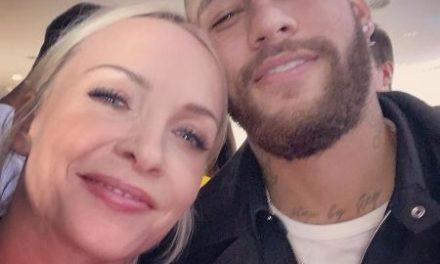 Apontada como affair de Neymar, alemã é jornalista e foi casada com ator.