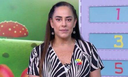 Silvia Abravanel retorna ao comando do Bom Dia e Cia e diz que voltou para ficar