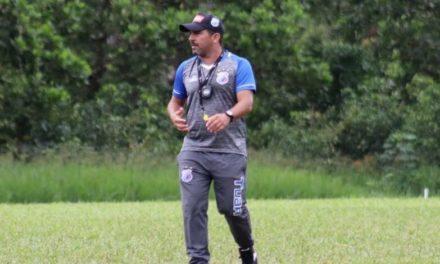 Robson Melo assume o Paragominas após saída de Rogerinho
