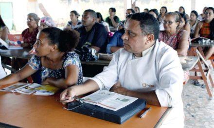 Moradores de Marituba recebem o projeto 'TerPaz na Cozinha'