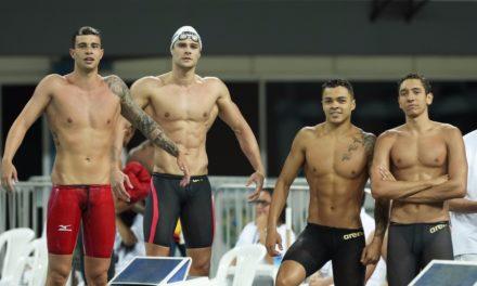 Prevenção contra coronavírus tira 11 nadadores brasileiros de competição na França