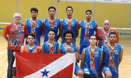 Pará vence Rio Grande do Sul e conquista título brasileiro de vôlei masculino