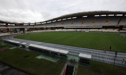 Excesso de chuvas ameaça a rodada do Parazão; saiba a situação dos estádios da 8º rodada