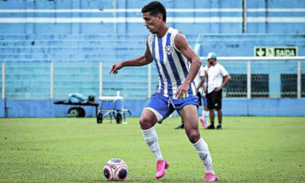 Vinícius Leite ainda não marcou gol, mas já deu seis assistências nesta temporada