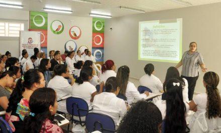 Sespa treina profissionais do Hospital do Baixo Tocantins em emergência obstétrica