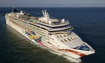 Recusado por 4 países, navio de cruzeiro vaga sem rumo devido ao coronavírus