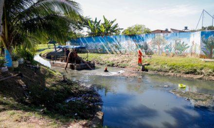 Justiça determina que Estado deve drenar canais no Curió em até um mês