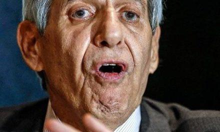 Ministro do GSI, Augusto Heleno está com coronavírus