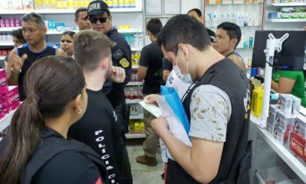 Polícia Civil e Procon combatem preços abusivos de máscaras e álcool em gel