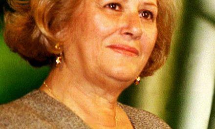 Lila Covas, viúva de Mario Covas e avó do prefeito de SP, morre em SP