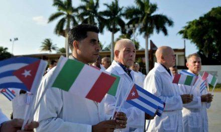 Cuba envia médicos que combateram o ebola para ajudar a Itália