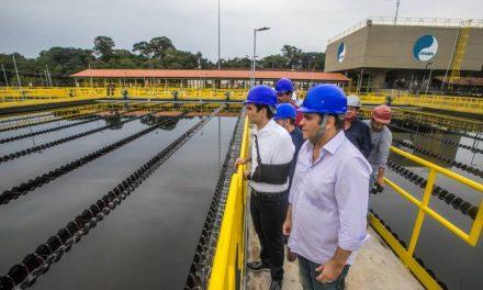 Governo entrega melhoria no abastecimento de água