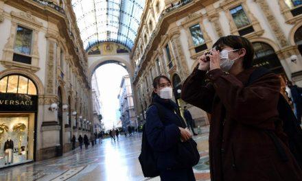 Itália volta a registrar alta nas novas mortes por coronavírus: 753 em 24h