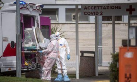 Coronavírus: Itália registra 743 mortes em um dia e total sobe para 6.820