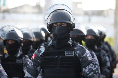 Casas penais recebem rondas diárias do Comando de Operações Penitenciárias
