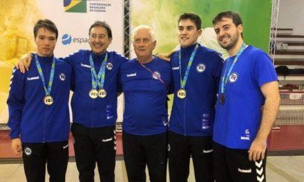 Técnico da Seleção Brasileira de esgrima morre com suspeita de coronavírus