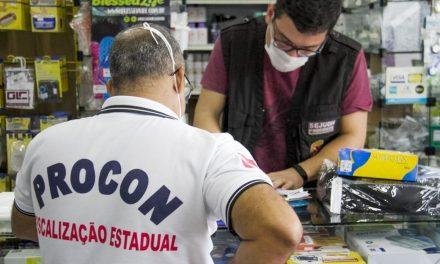 Lojas são autuadas por elevar preço de produtos de higiene em até 80% na RMB