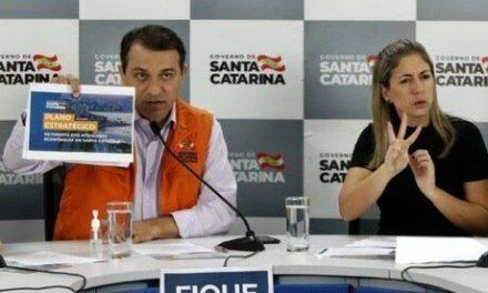 Com uma morte por covid-19, Santa Catarina abandona quarentena