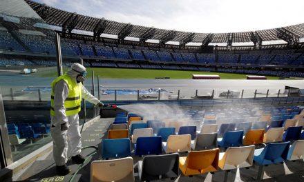 Coronavírus: ministro quer ampliar banimento de esportes na Itália por todo o mês de abril
