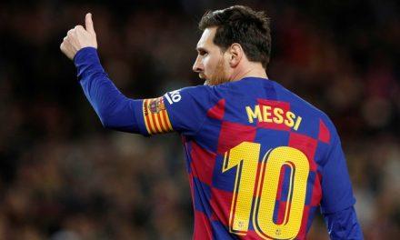 Coronavírus: Lionel Messi anuncia que elenco do Barcelona vai reduzir salários em 70%