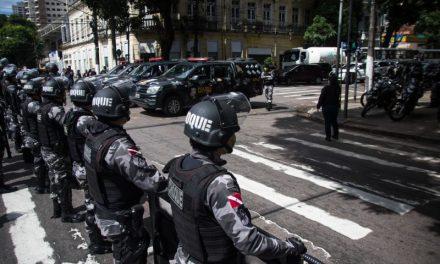 Operação paralisa carreata e detém 11 pessoas por desobediência ao decreto estadual