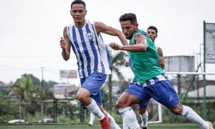Com o estadual paralisado, Paysandu cria alternativas de preparação física para o elenco