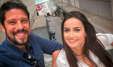 Mari Palma e Phelipe Siani são afastados da CNN por causa do coronavírus
