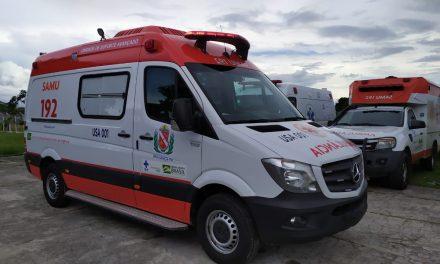 SAMU de Bragança ganha ambulância nova
