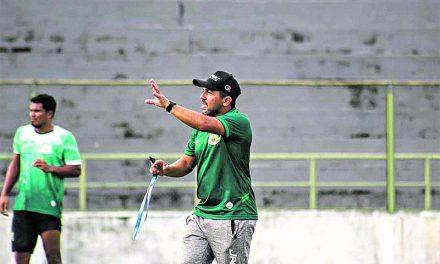"""""""A vontade ainda é de ser campeão"""", diz técnico do Paragominas"""