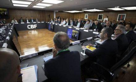 CBF convoca clubes para discutir tabela e calendário 2020