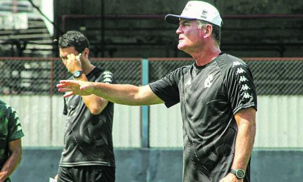 """""""Ainda é cedo para pensar em retorno"""", diz Mazola Junior"""