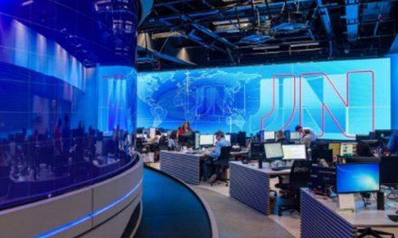 Jornal Nacional terá estreia de dois novos apresentadores no sábado