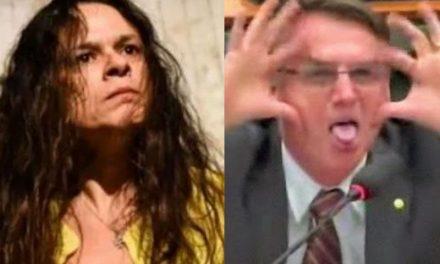 "Janaina Paschoal esculacha Bolsonaro: ""Meu povo sofrendo e o Sr. fazendo graça!"""