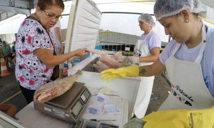 RMB terá cinco pontos de venda e delivery de pescado durante a 'Semana Santa'
