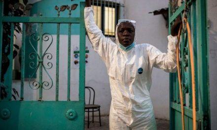3 respiradores para 5 milhões de pessoas: o drama da pandemia na África