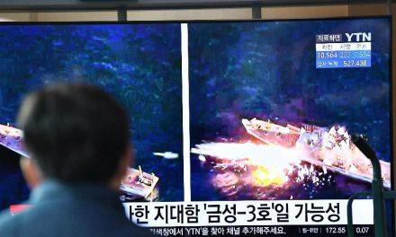 Coreia do Norte dispara novos mísseis de cruzeiro na véspera de eleição na Coreia do Sul
