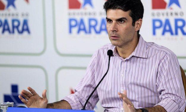 Helder Barbalho agradece parceria e atenção de Mandetta com o Pará