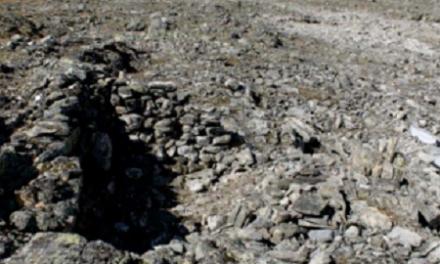 Derretimento de geleira expõe passagem utilizada por Vikings na Noruega