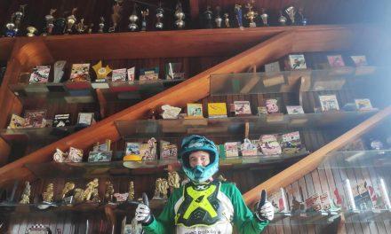 Com exemplo de família, motocross acelera movimento da solidariedade no Pará