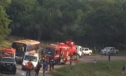 Batida de carro com ônibus em Sertãozinho (SP) mata 7 que voltavam de festa