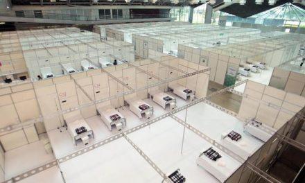Governo anuncia que hospitais de campanha terão leitos de UTI, entre outras medidas