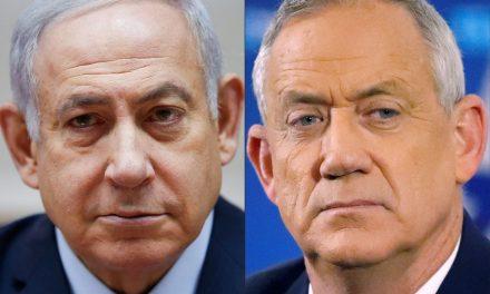 Em Israel, Netanyahu e seu rival Benny Gantz farão um governo de 'unidade'