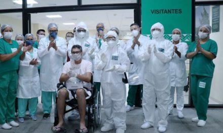 Pará tem quase 430 pessoas recuperadas de Covid-19