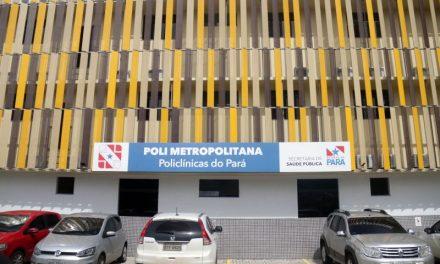Em apenas um dia, Policlínica Metropolitana atende 380 pacientes com sintomas de Covid-19